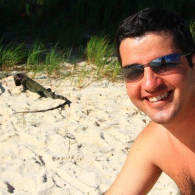 Нашия плажен приятел