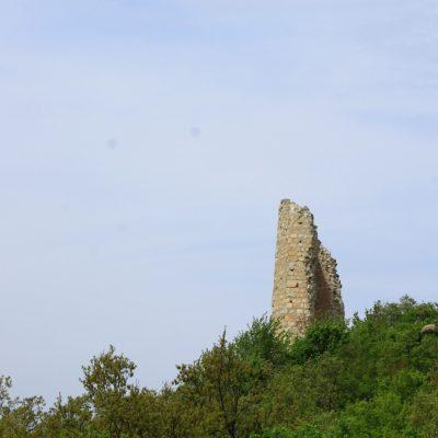 Перперикон - кулата, от която е започнало изследването на местността