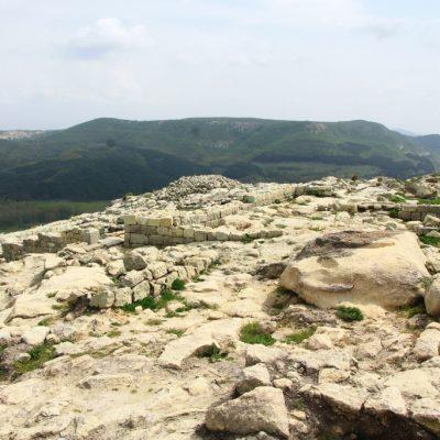 Перперикон - древния град на върха