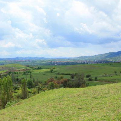 Панорамата, която се открива от Каменната сватба