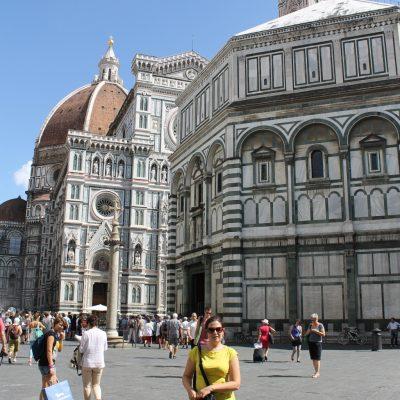 Баптистерията във Флоренция