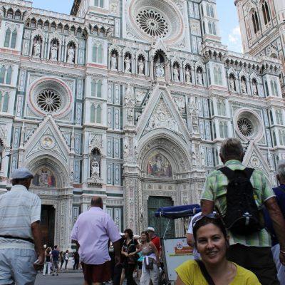 Катедралата Санта Мария Дел Фиоре във Флоренция