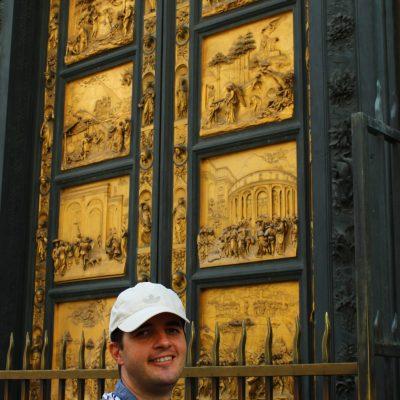 Баптистерията във Флоренция - Вратите на Рая