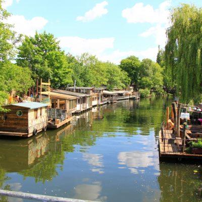 Разходка с лодка из Берлин