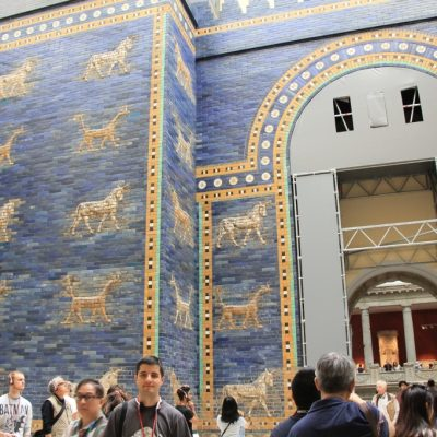 Ishtar gate Pergamon Berlin