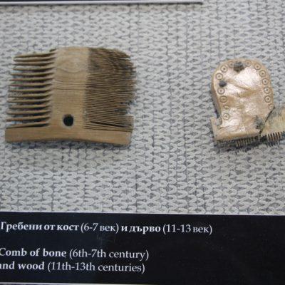 Артефакти намерени при разкопките на Акве Калиде