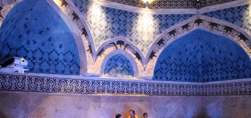 Aqua Calidae Sulieman's bath