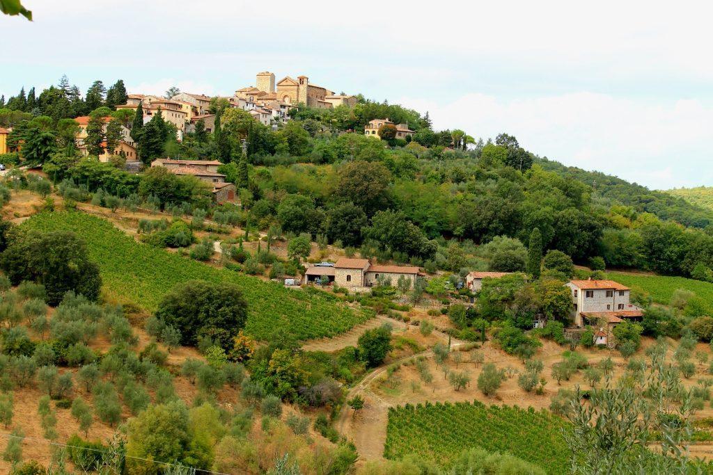 Via Chiantigianna