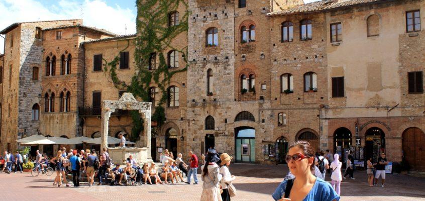 Тоскана – любовта от пръв поглед съществува – част 2-ра – Сан Джиминяно и Виа Киантиджана