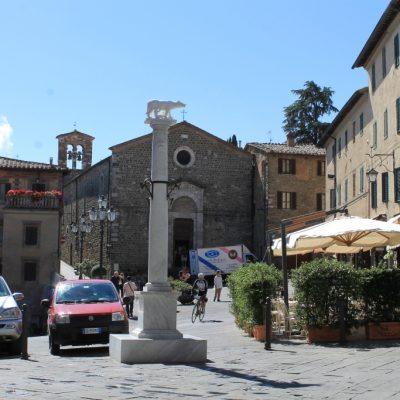 Монталчино - символа на града