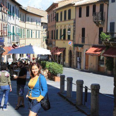 Разходка из Монталчино