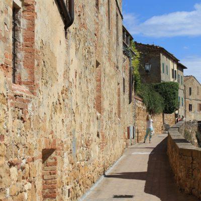 Разходка из Пиенца, домът на италианското сирене Пекорино Тоскано