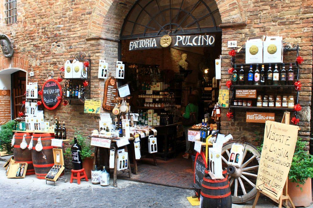 Fattoria in Montalcino