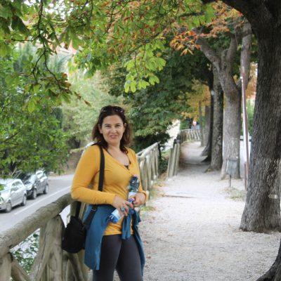 На тръгване от Монтепулчиано