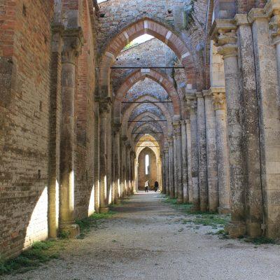 абатството Сан Галгано