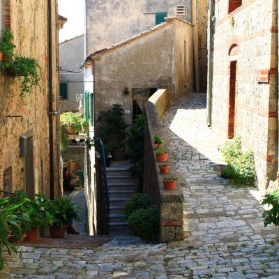 Чиусдино, Тоскана