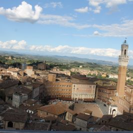 Siena and Piazza del Campo