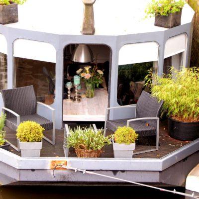 Тераса в канала