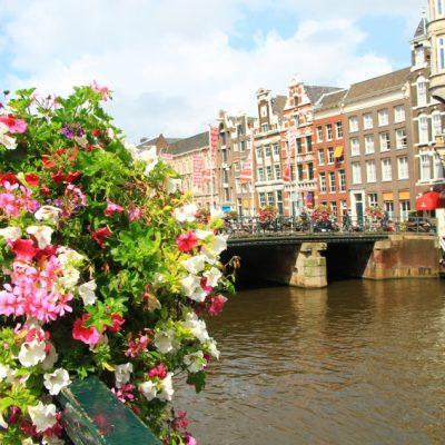 из Амстердам