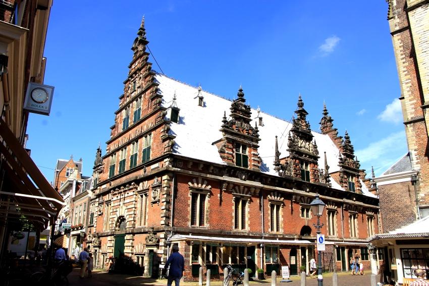 Vleeshal, Grote Markt in Haarlem
