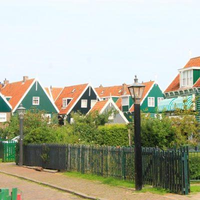 Градчето Маркен край Амстердам