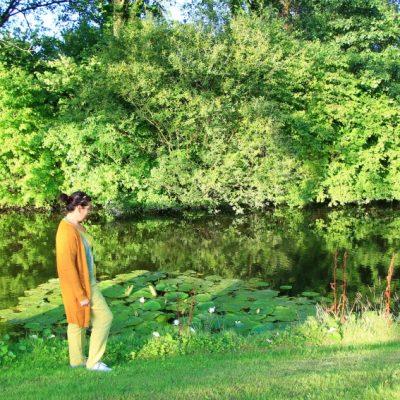 Разходка из Аалсмеер - всичко е зелено