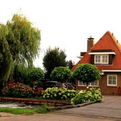 Къщи из Аалсмеер