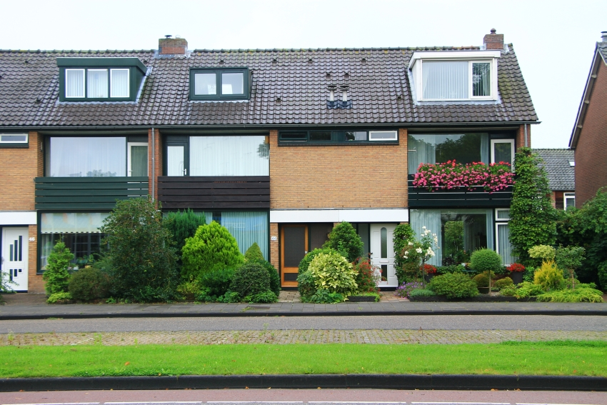 Houses in Aalsmeer