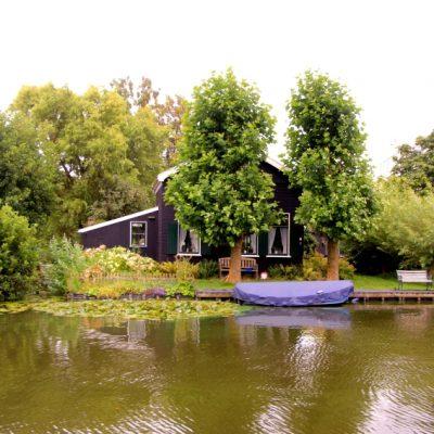 Красивите къщи из Аалсмеер