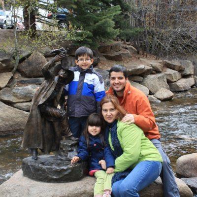 Естъс парк Колорадо