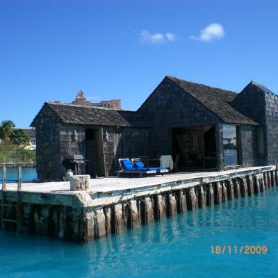 Къщичка мечта на Бахамите