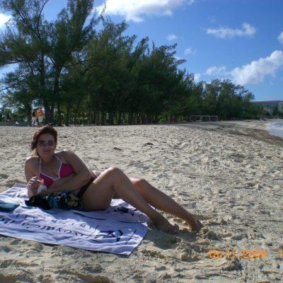 Cable beach - eдин от най-популярните плажове в Насау, Бахамски острови