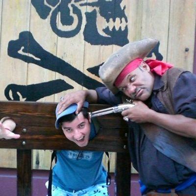 Помооооощ :))) Пиратът си беше доста силен
