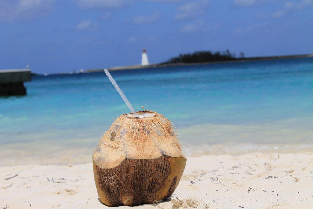 vacation in Nassau, Bahamas
