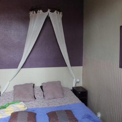 Стаята ни в хотел Van Eyck  в Брюж