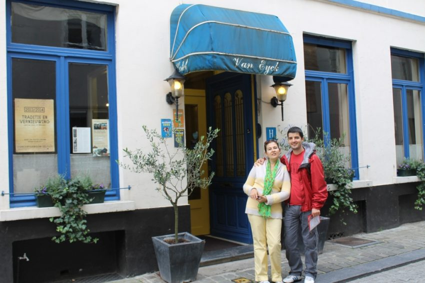 Hotel Van Eyck Brugge