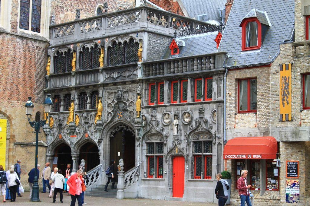 Holy Blood basilica Brugge