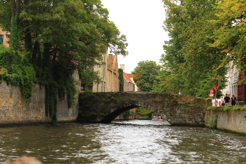 Beautiful Brugge boat tour