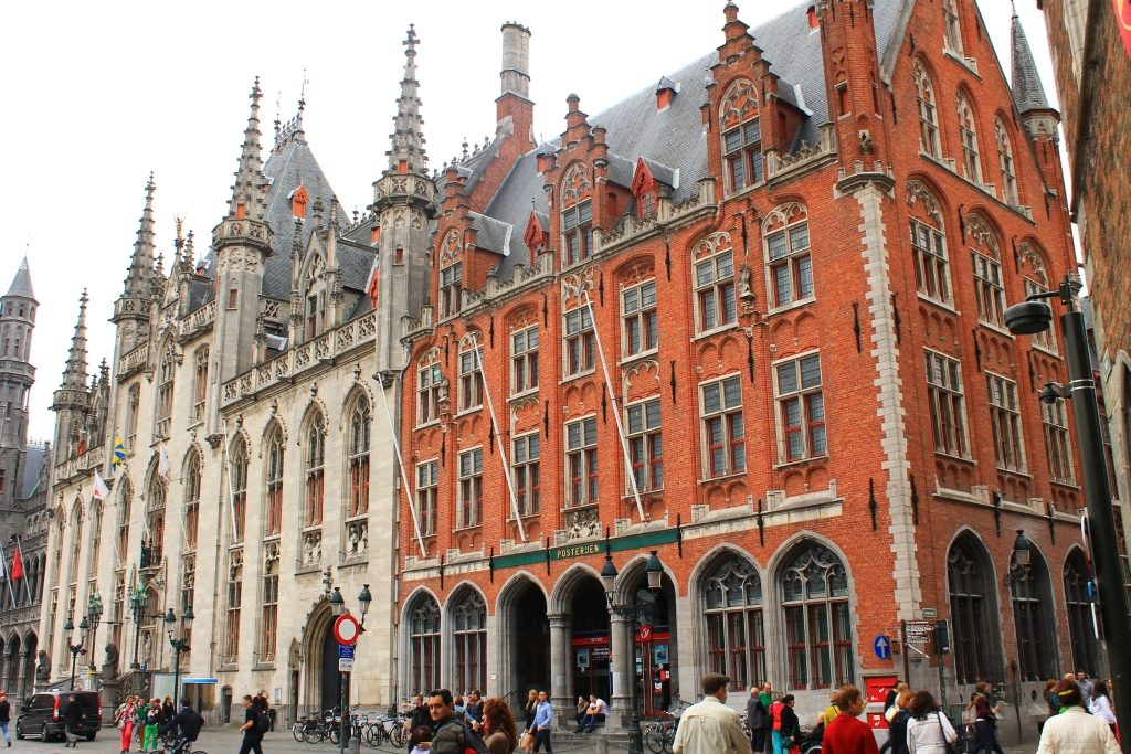 Provincial Palace in Brugge