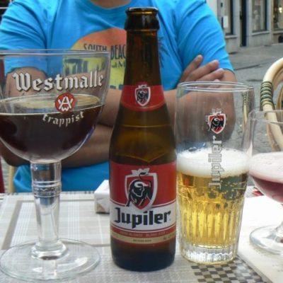 Разнообразието на белгийските бири е безкрайно