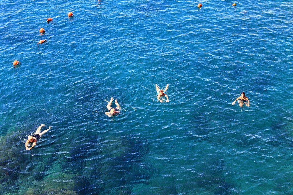 Sea at Riamaggiore