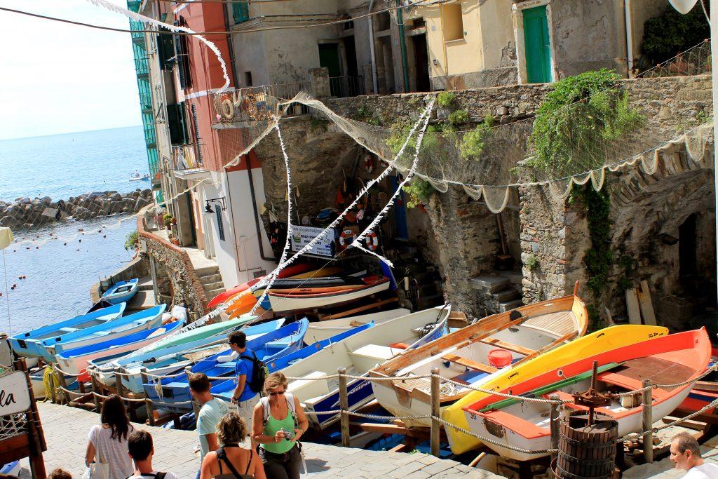 Fishermen boat's