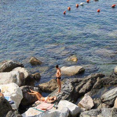Така плажуват италианците по тези места