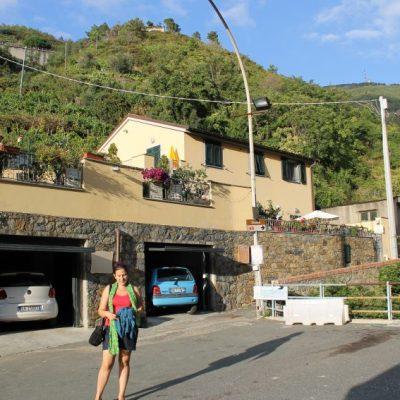 Хотел Affittacamere L'Arcobaleno в Чинкуе тере