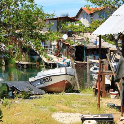 Рибарско селище Бургас - Ченгене Скеле