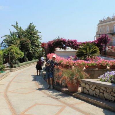 из остров Капри