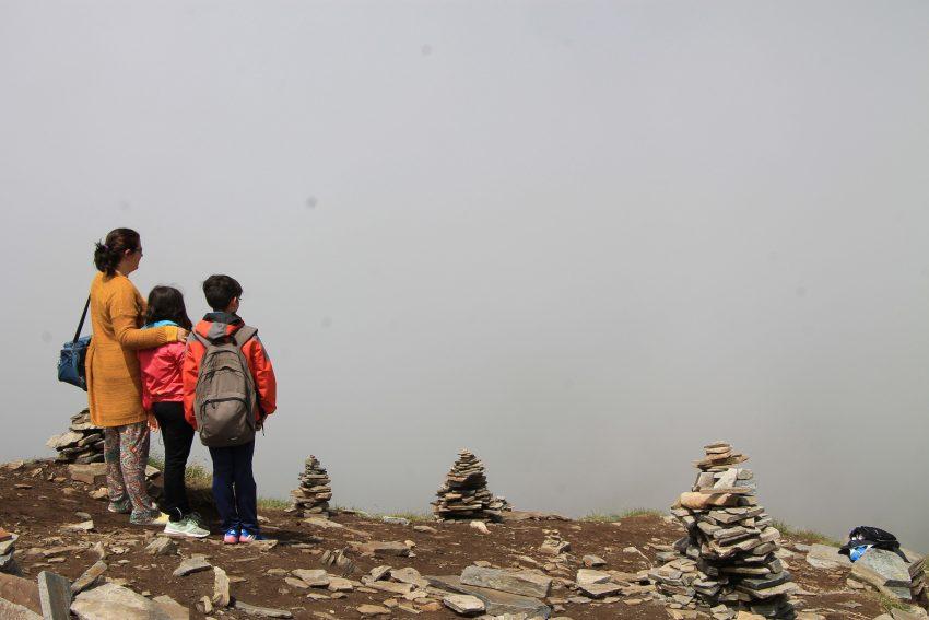 The 7 Rila lakes peak
