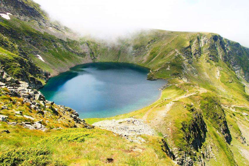 Okoto Rila lake