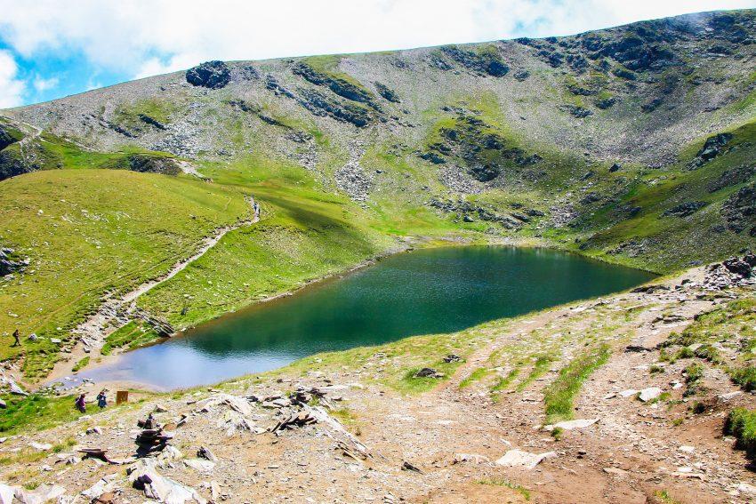 Salzata Rila lake