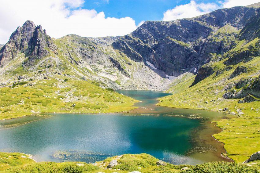 The Twin Rila lake